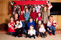 A Cousins' Christmas - The Medley Family 2013