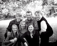The Hill Family Fall 2014