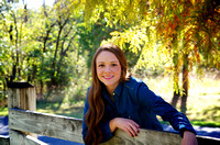 "A ""Sneak Peak"" - Allie Rhinehart Senior Portraits"